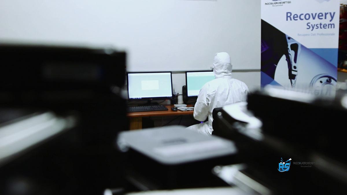 Laboratorio Recovery System